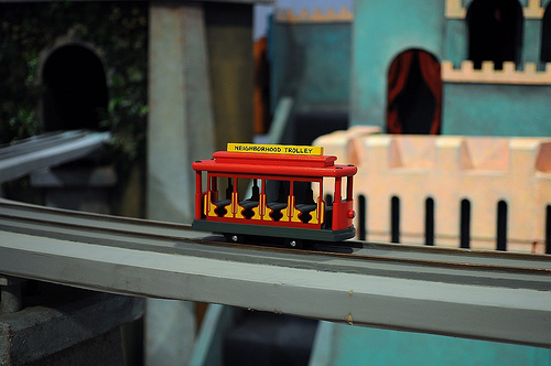 Mister Rogers Trolley Inspired by Mister Rogers'